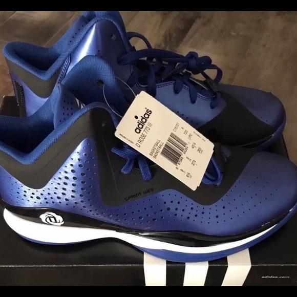 best service a5fe9 70a52 Adidas D-Rose 773 III Basketball Shoes